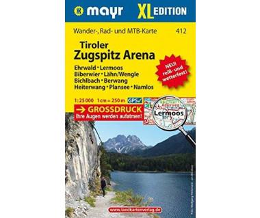 WM 412 Tiroler, Zugspitz Arena XL