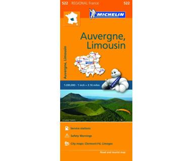 M 522 Auvergne, Limousin