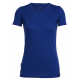 Koszulka Tech Lite SS Crewe Women's cobalt